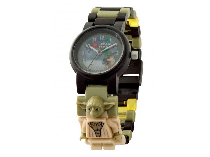 лучшая цена Часы Lego Star Wars Yoda 8021032