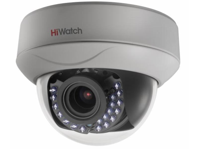 Аналоговая камера HiWatch DS-T207P 2.8-12mm