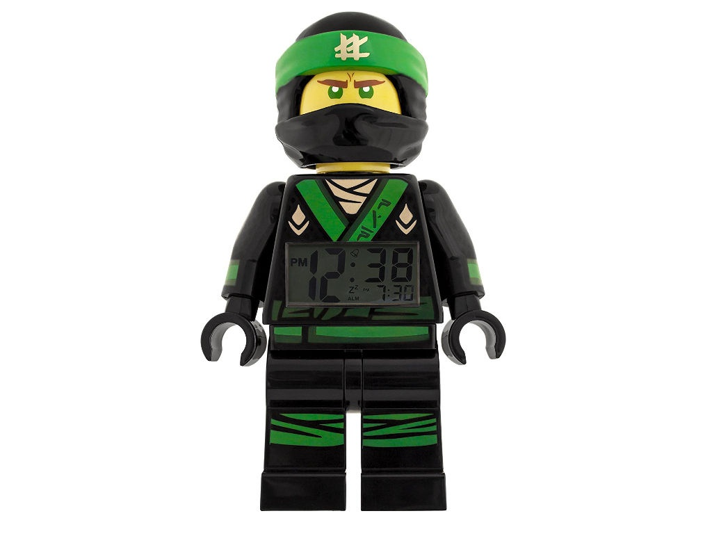 Часы Lego Ninjago Movie Lloyd 9009204