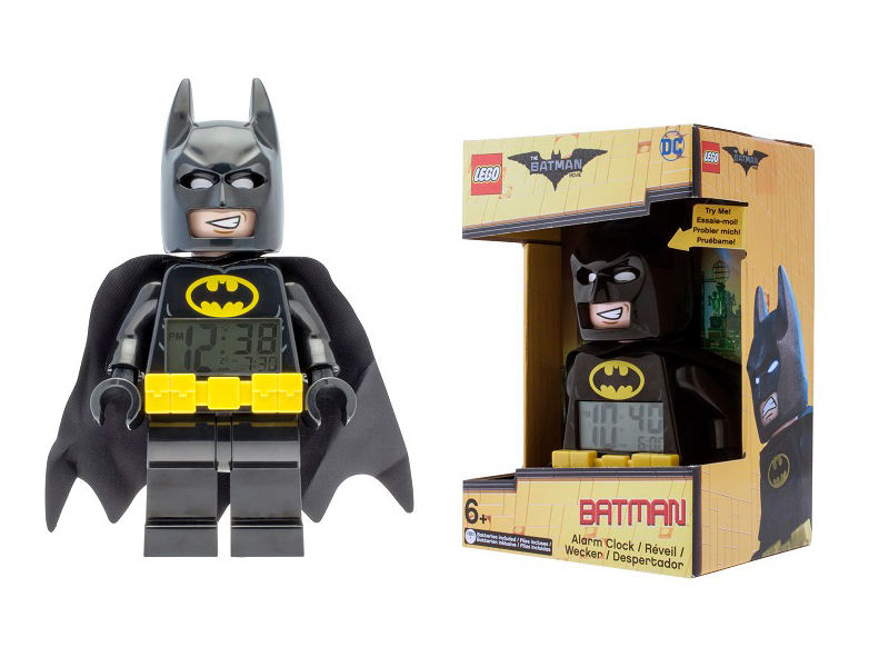 лучшая цена Часы Lego Batman Movie Batman 9009327
