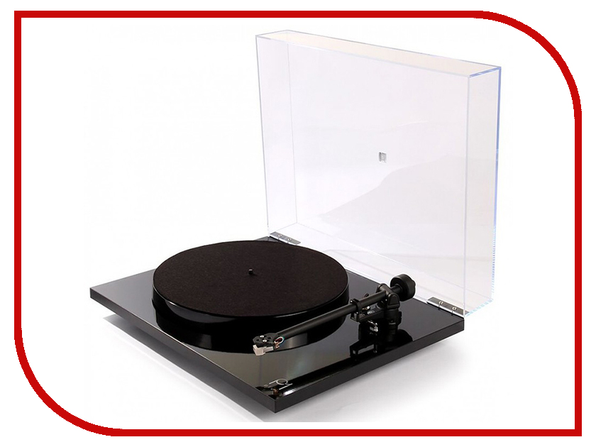 Проигрыватель виниловых дисков Rega Planar 1 Plus Black 2pcs original hivi rt2h a planar isodynamic ribbon tweeter in black pmax 60w