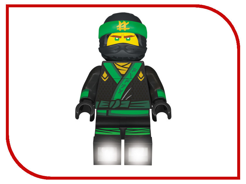 Светильник Lego Ninjago Movie Lloyd LGL-TO22L светильник lego super heroes wonder woman lgl tob25t