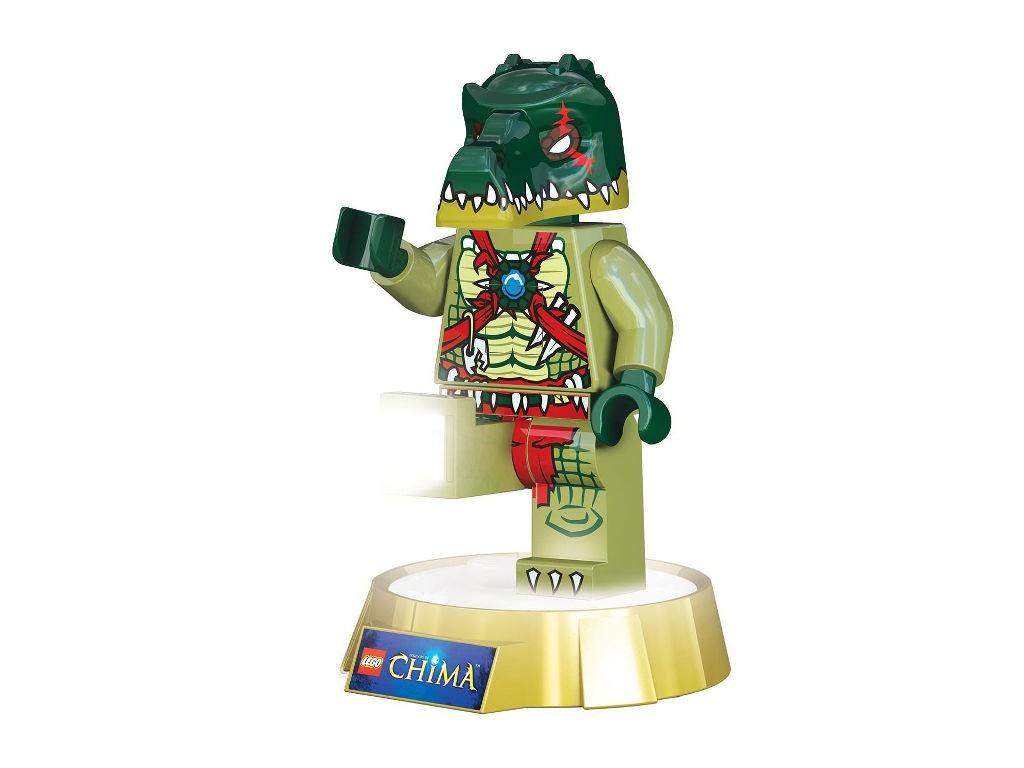 Светильник Lego Legends of Chima Cragger LGL-TOB16 фонарик ночник lego cragger