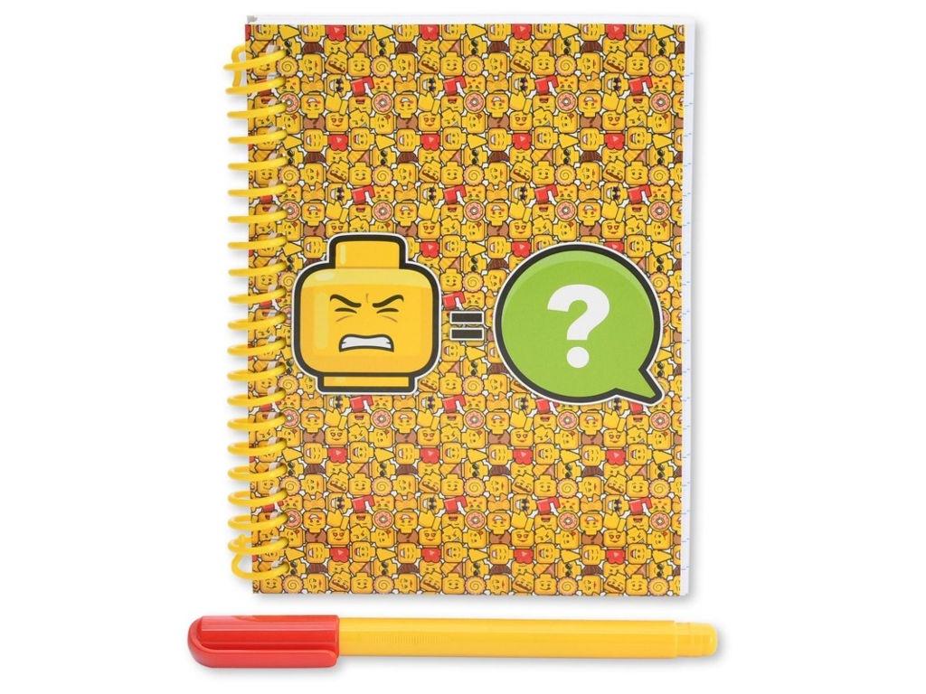 Блокнот Lego 100 листов 51144