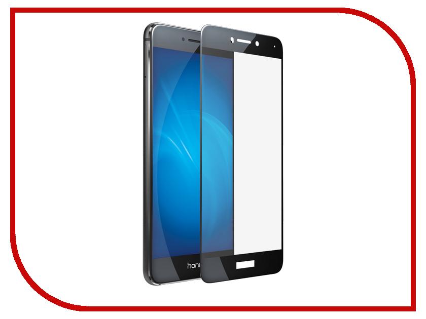 Защитно стекло для Honor 8 Lite LuxCase 3D Black Frame 77955 ak 803 613