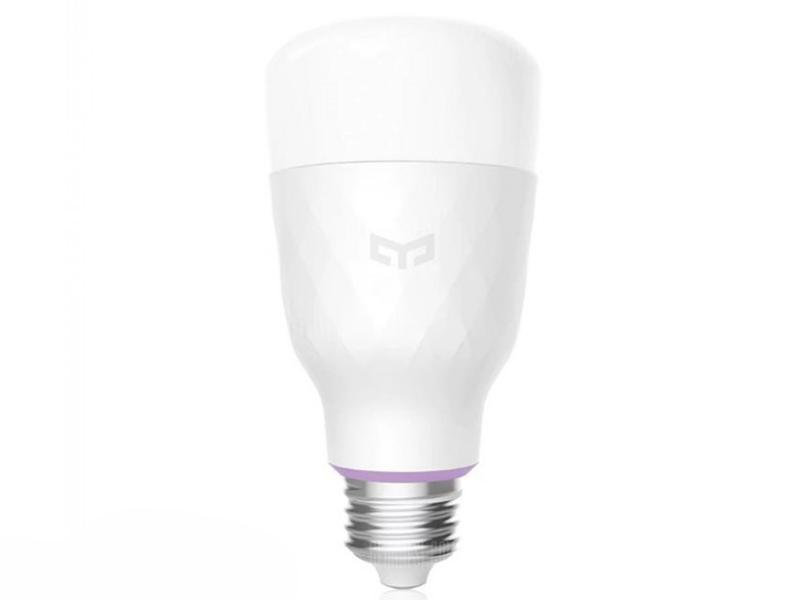 Лампочка Лампа светодиодная Yeelight Smart Xiaomi LED Bulb Color (YLDP06YL), E27, 10Вт