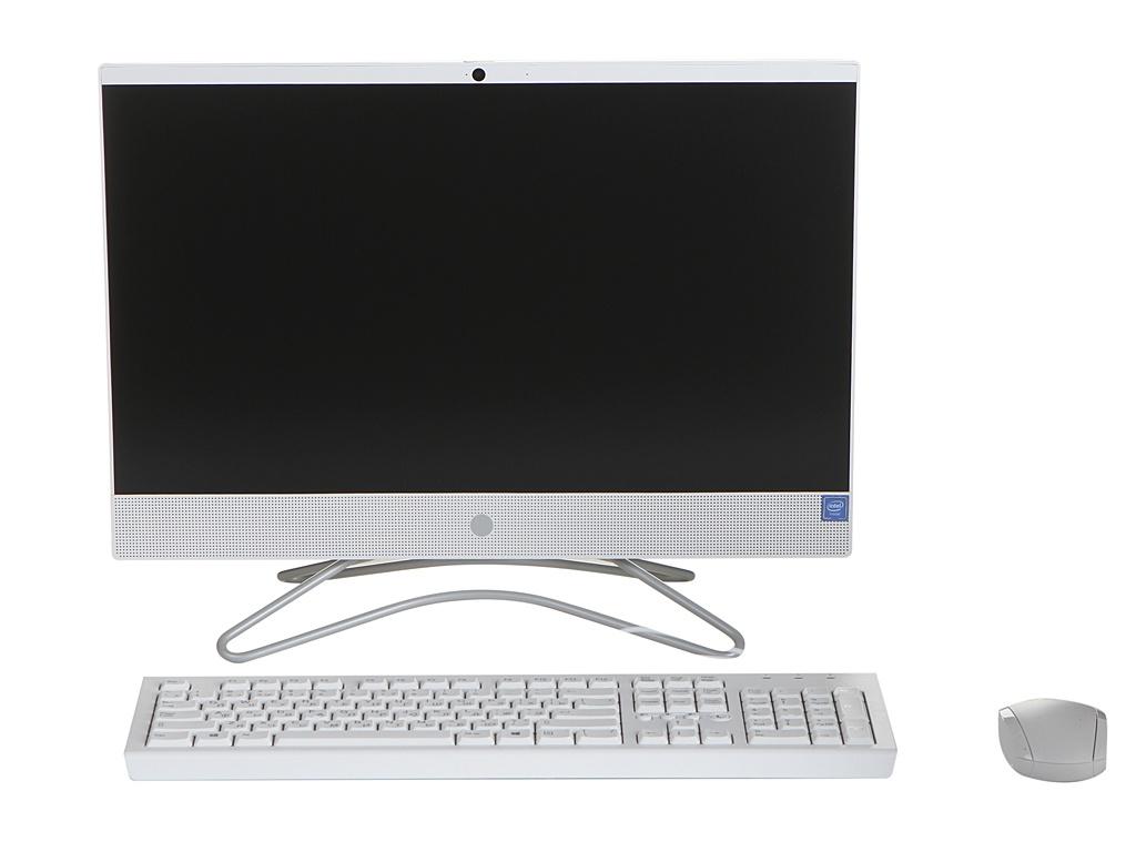 Моноблок HP 22-c0012ur 4GV53EA Snow White (Intel Celeron J4005 2.0 GHz/4096Mb/500Gb/No ODD/Intel HD Graphics/Wi-Fi/21.5/1920x1080/Windows 10 64-bit) от HP (Hewlett Packard)