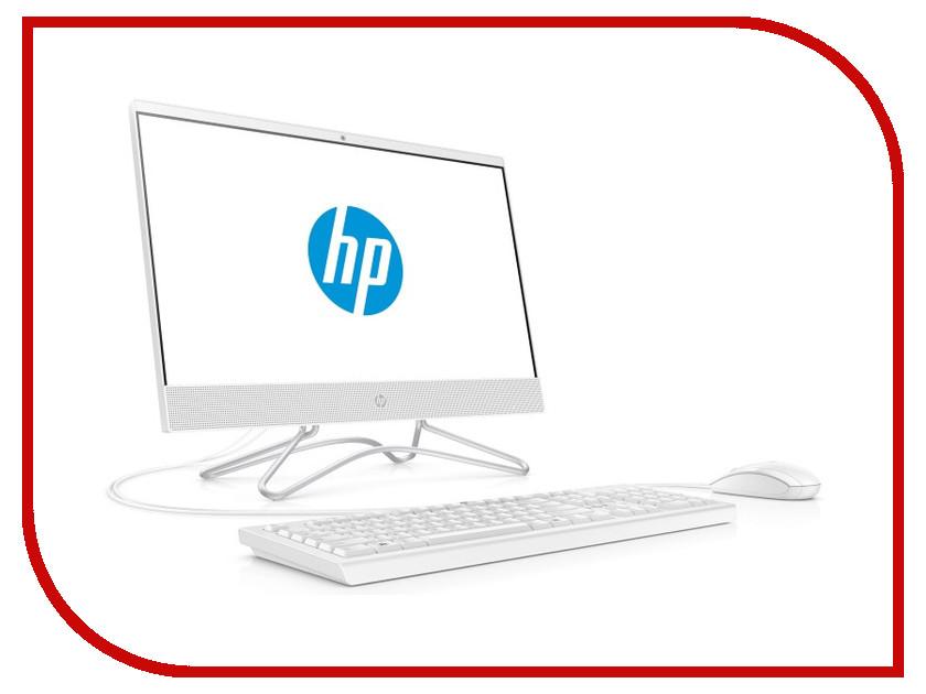 Моноблок HP 22-c0014ur 4GT52EA Snow White (Intel Pentium J5005 1.5 GHz/4096Mb/500Gb/No ODD/Intel HD Graphics/Wi-Fi/21.5/1920x1080/Windows 10 64-bit)