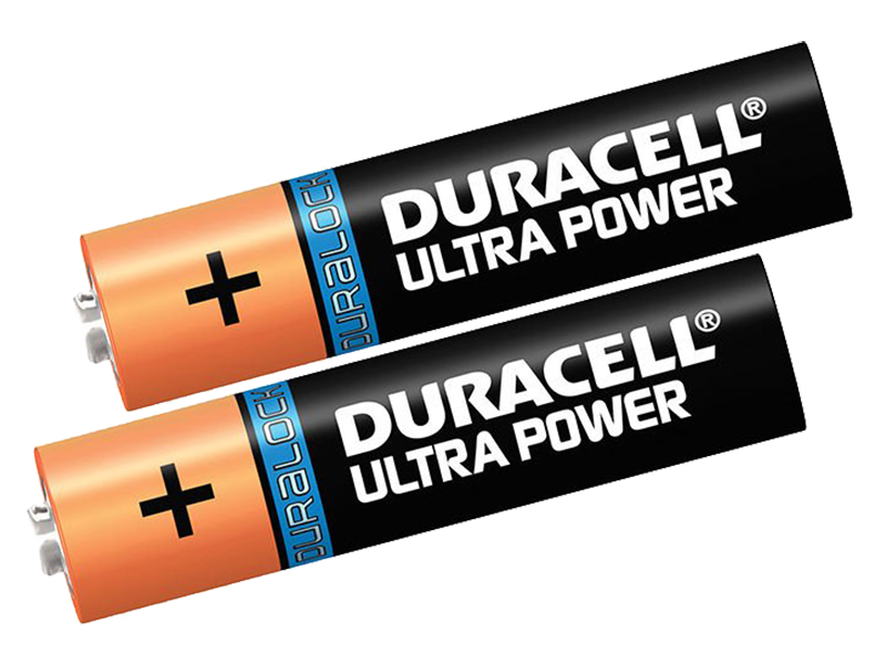 Батарейка AAA - Duracell LR03 2BL Ultra Power (2 штуки)