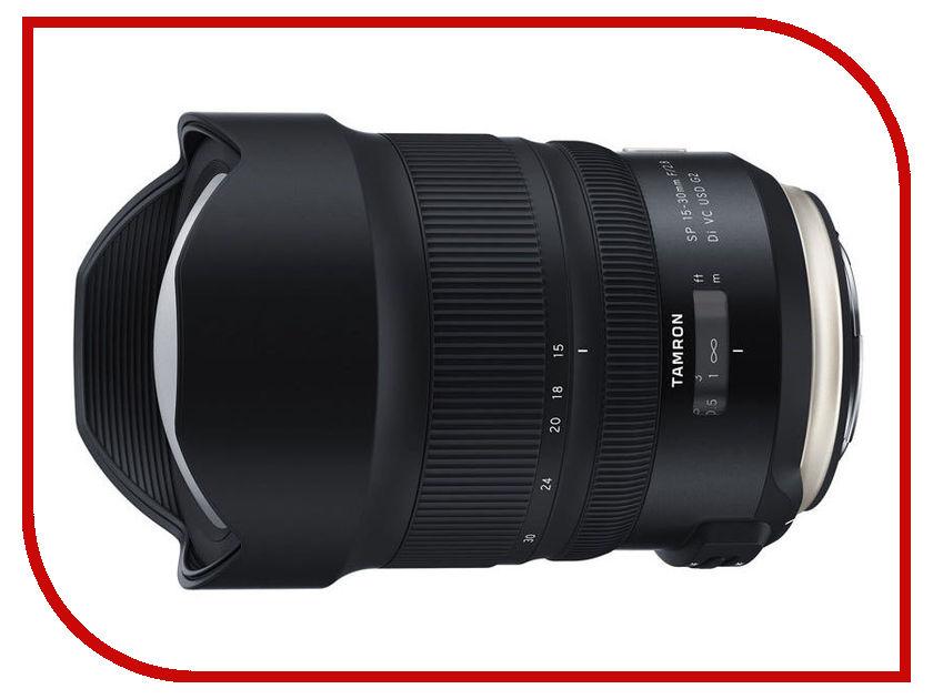 Объектив Tamron 15-30mm f/2.8 SP Di VC USD G2 (A041) Canon EF объектив tamron canon sp 15 30 mm f 2 8 di vc usd