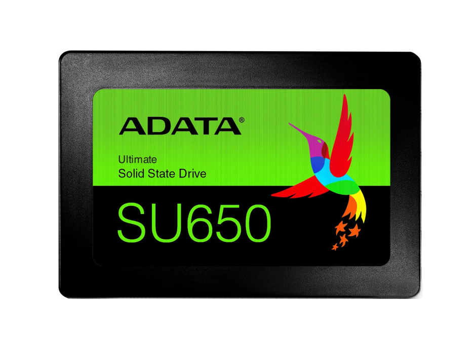 Жесткий диск A-Data Ultimate SU650 960Gb ASU650SS-960GT-R