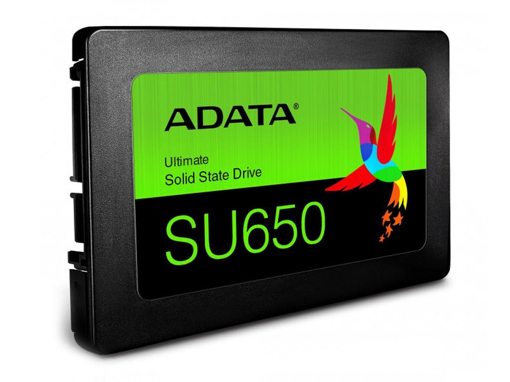 Жесткий диск ADATA Ultimate SU650 480GB
