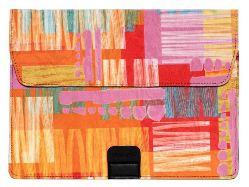Аксессуар Чехол-папка 12-13.3-inch Vivacase для MacBook Air Harlequin Orange VCN-FHC15-or стоимость