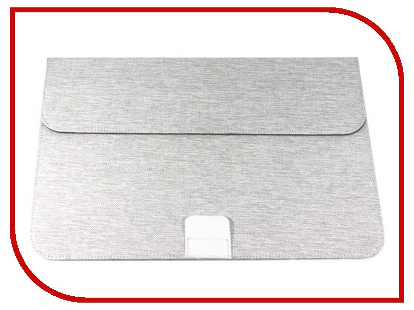 Фото - Аксессуар Чехол-папка 12-13.3-inch Vivacase Jacquard для MacBook Air White VCN-FBS15-w vivacase moscow graphite чехол для macbook air 15 16