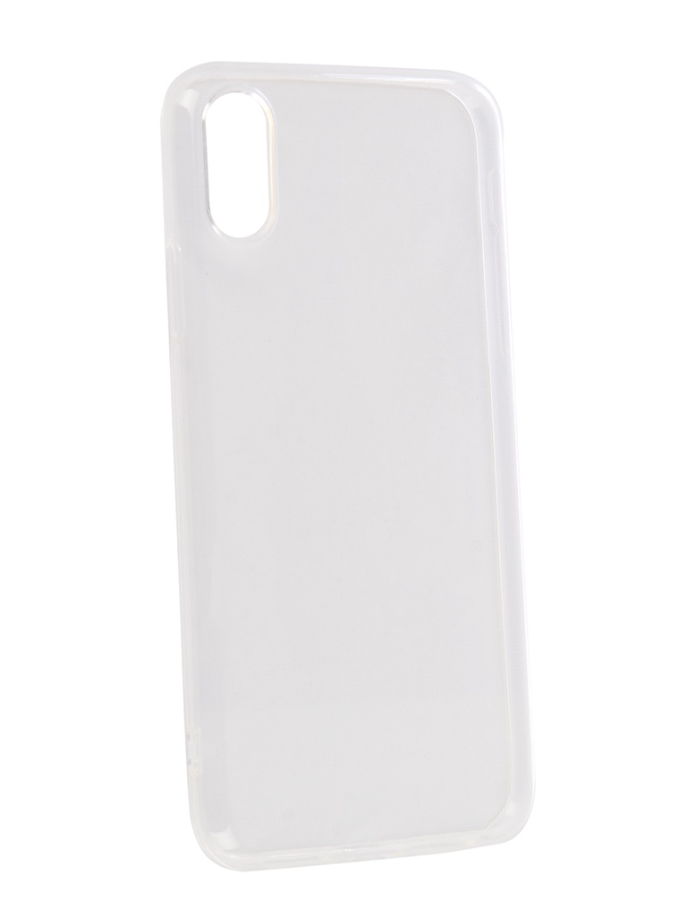 Аксессуар Чехол Onext для APPLE iPhone XR Silicone Transparent 70670