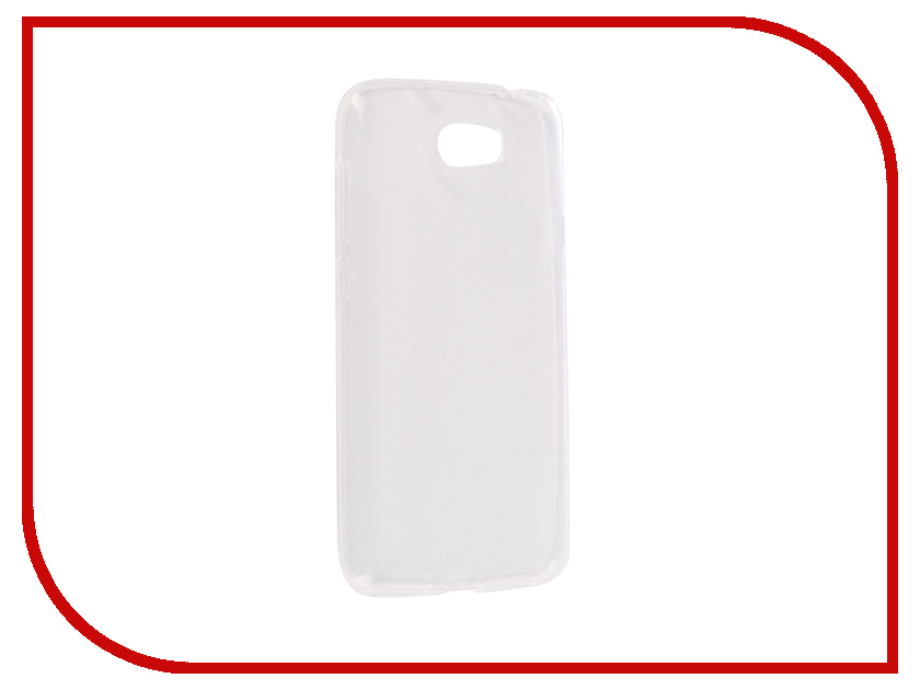 Аксессуар Чехол для Huawei Y5II Onext Silicone Transparent 70502 аксессуар чехол для huawei y5 2017 onext silicone transparent 70578