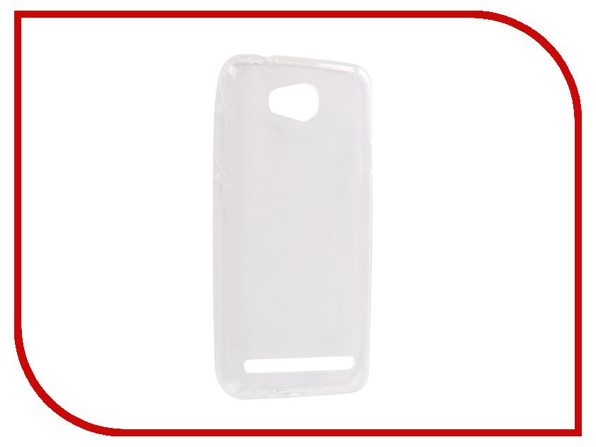 Аксессуар Чехол для Huawei Y3II Onext Silicone Transparent 70503 аксессуар чехол для huawei y5 2017 onext silicone transparent 70578