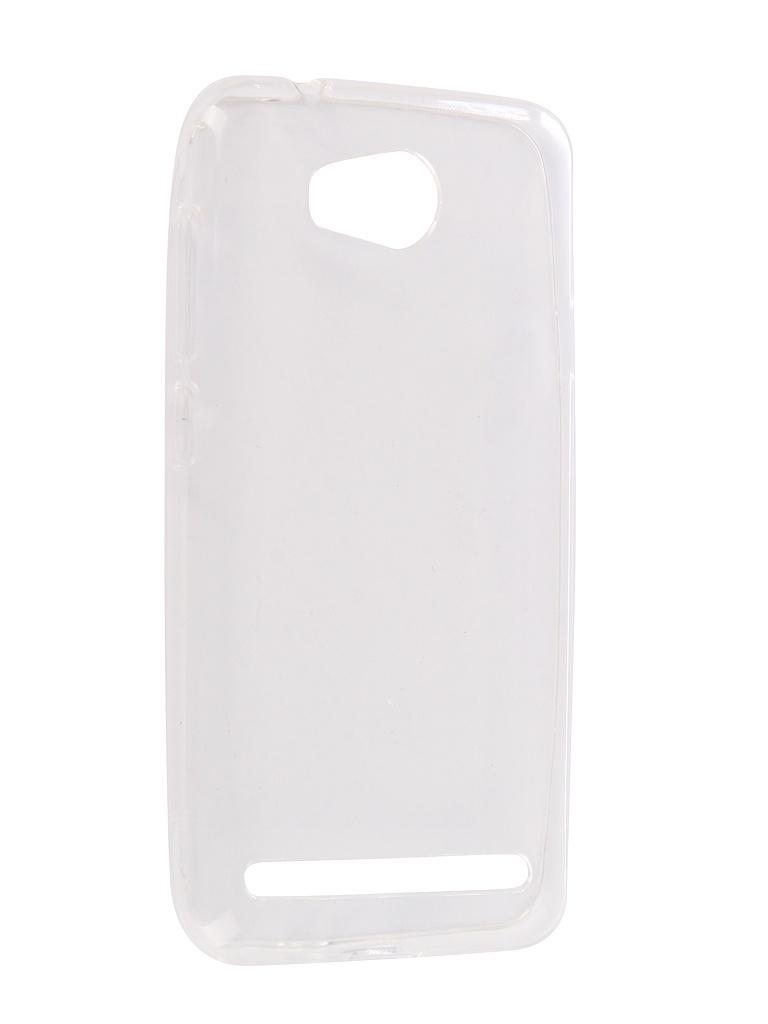Аксессуар Чехол Onext для Huawei Y3II Silicone Transparent 70503