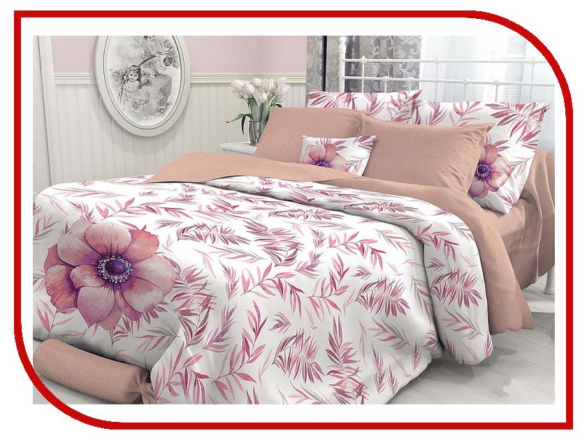 Постельное белье Verossa Floret Комплект Евро 727861 постельное белье kazanov a пенелопа евро стандарт