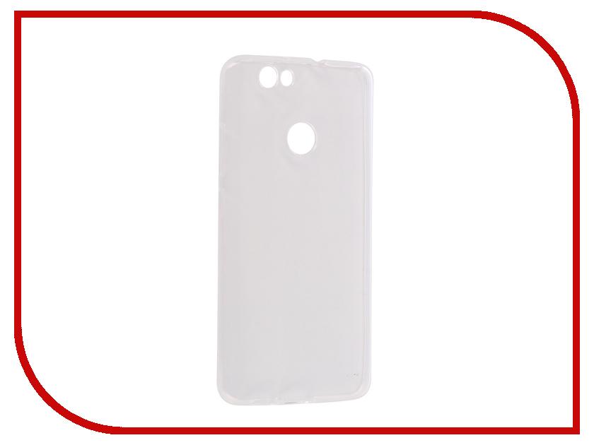 Аксессуар Чехол для Huawei Nova Onext Silicone Transparent 70506 аксессуар чехол для huawei y5 2017 onext silicone transparent 70578
