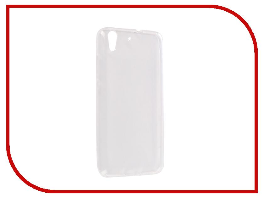Аксессуар Чехол для Huawei Y6II Onext Silicone Transparent 70512 аксессуар аксессуар чехол для xiaomi note 4 onext silicone transparent 70501