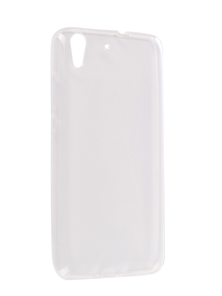 Аксессуар Чехол Onext для Huawei Y6II Silicone Transparent 70512