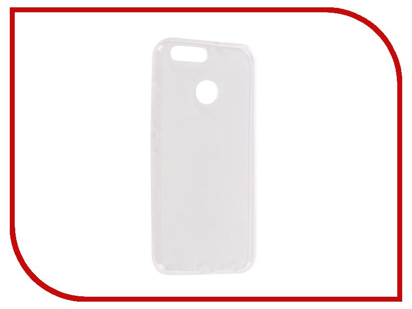 Аксессуар Чехол для Huawei Nova 2 Onext Silicone Transparent 70538 аксессуар аксессуар чехол для xiaomi note 4 onext silicone transparent 70501