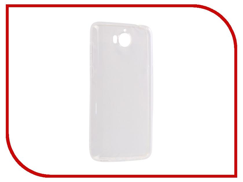 Аксессуар Чехол для Huawei Y5 2017 Onext Silicone Transparent 70578 аксессуар чехол для huawei y5 2017 onext silicone transparent 70578