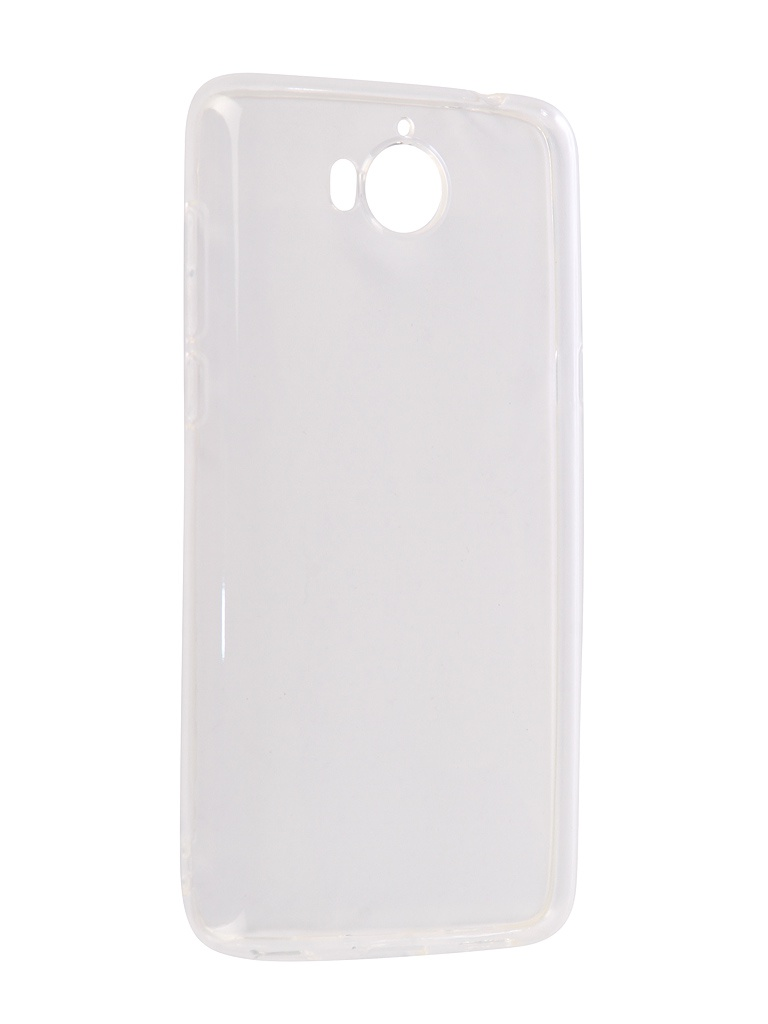 Аксессуар Чехол Onext для Huawei Y5 2017 Silicone Transparent 70578