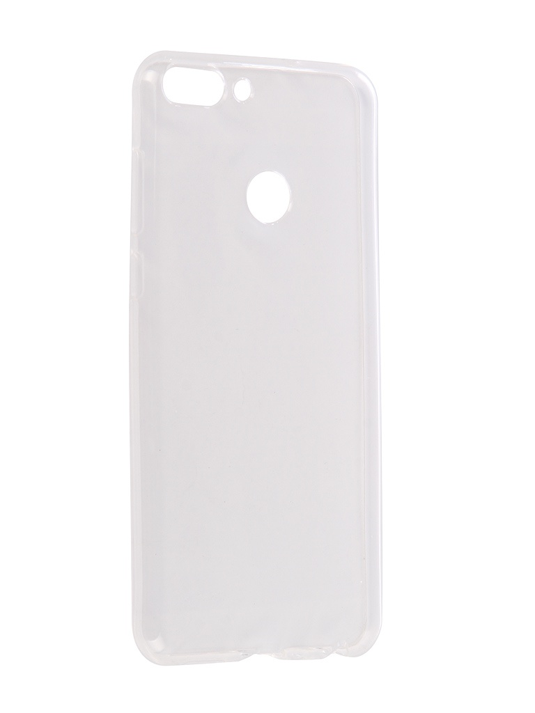 Аксессуар Чехол Onext для Huawei P Smart 2018 Silicone Transparent 70588 аксессуар чехол onext для nokia 6 2018 silicone transparent 70575