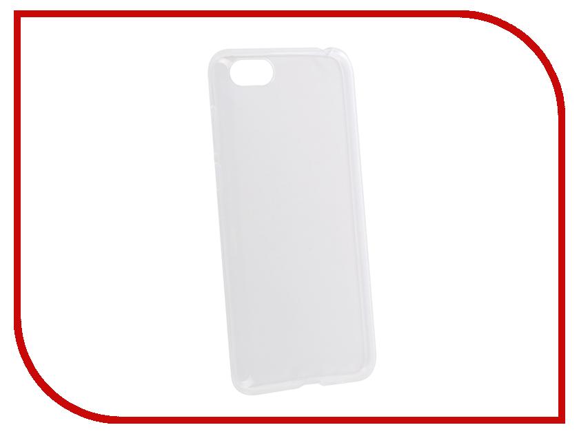Аксессуар Чехол для Huawei Y5 2018 Onext Silicone Transparent 70589 аксессуар аксессуар чехол для xiaomi note 4 onext silicone transparent 70501
