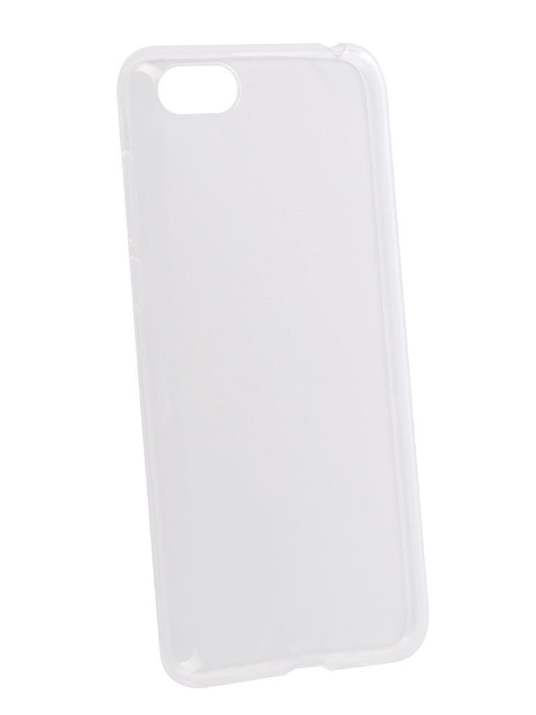 Аксессуар Чехол Onext для Huawei Y5 2018 Silicone Transparent 70589