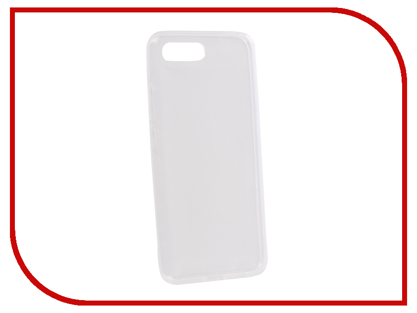Аксессуар Чехол для Huawei Honor 10 Onext Silicone Transparent 70593 аксессуар чехол для huawei y5 2017 onext silicone transparent 70578