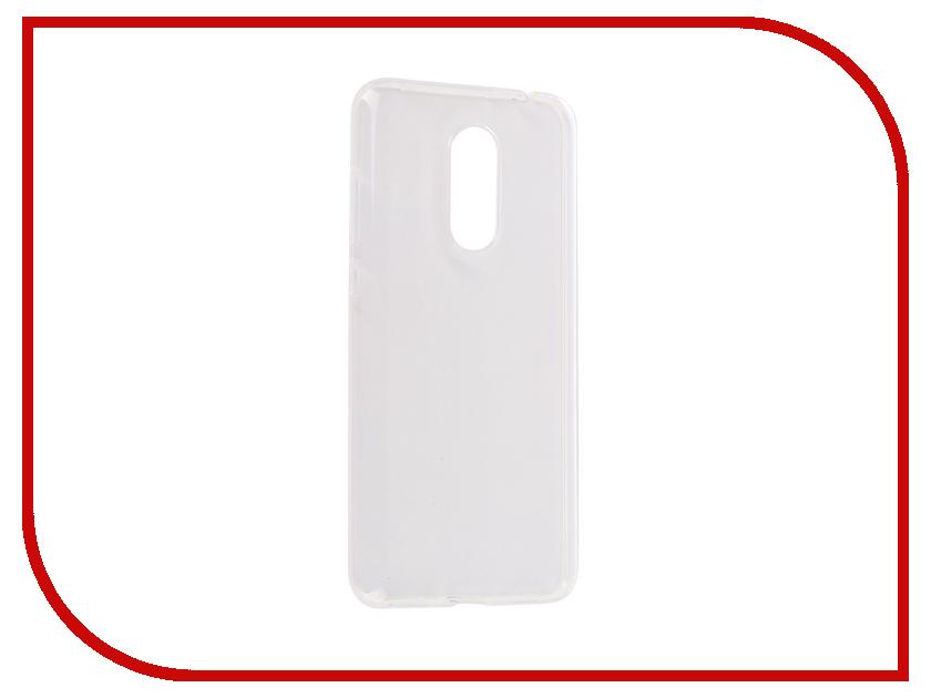 Аксессуар Чехол для Xiaomi Redmi 5 Plus Onext Silicone Transparent 70567