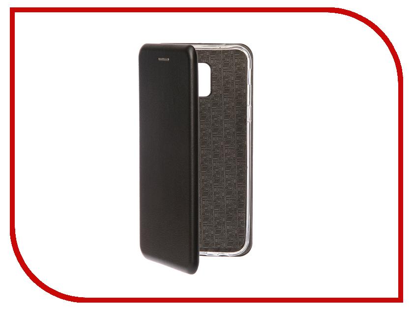 Аксессуар Чехол для Samsung Galaxy J6 2018 Onext Black 70682 цена 2017
