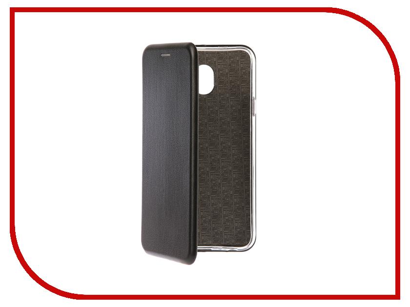 Аксессуар Чехол для Samsung Galaxy J4 2018 Onext Black 70681 аксессуар чехол samsung j3 2017 j330f zibelino clear view black zcv sam j330 blk