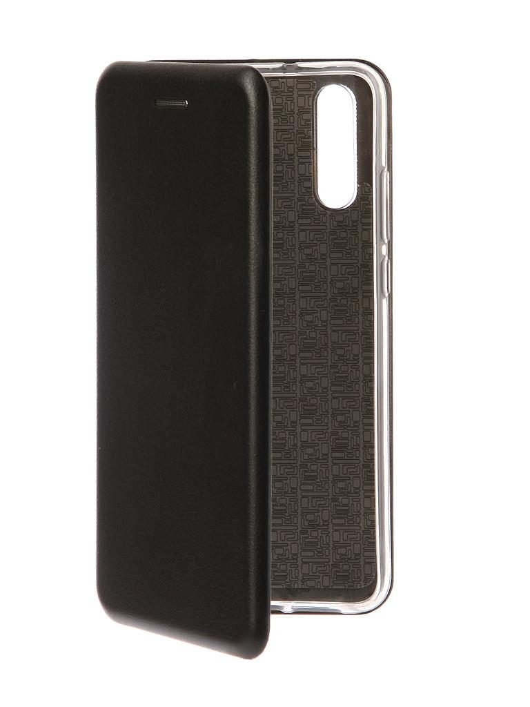 Аксессуар Чехол Onext для Huawei P20 2018 Black 70680
