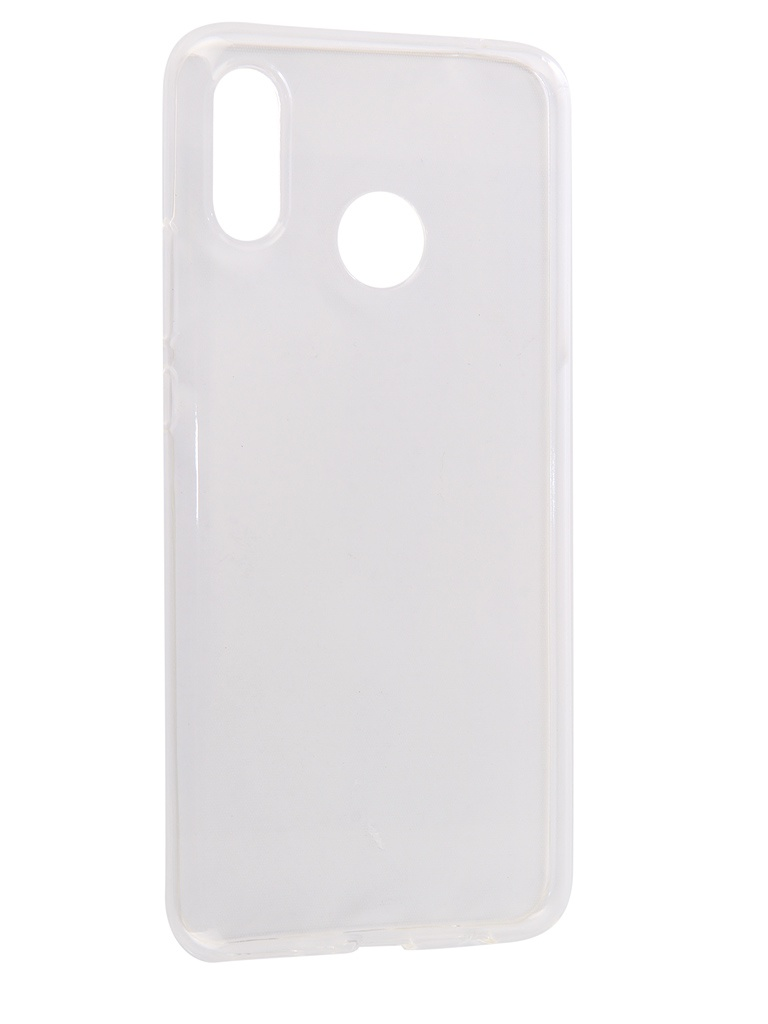 Аксессуар Чехол Media Gadget для Huawei Nova 3 Essential Clear Cover Transparent ECCHN3TR