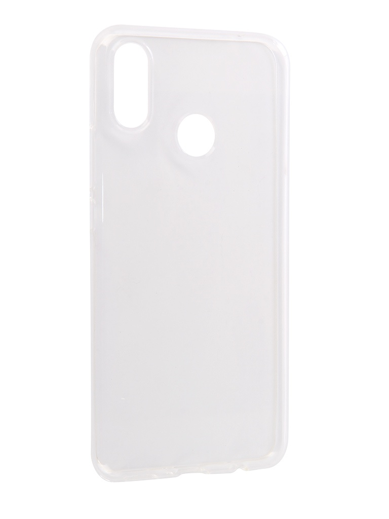 Аксессуар Чехол Media Gadget для Huawei P Smart Рlus Essential Clear Cover Transparent ECCHPSMPTR