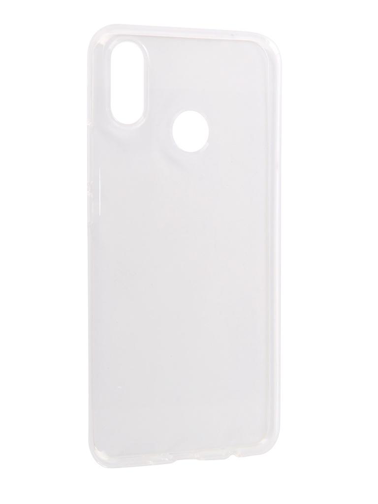 Чехол Media Gadget для Huawei P Smart Рlus Essential Clear Cover Transparent ECCHPSMPTR