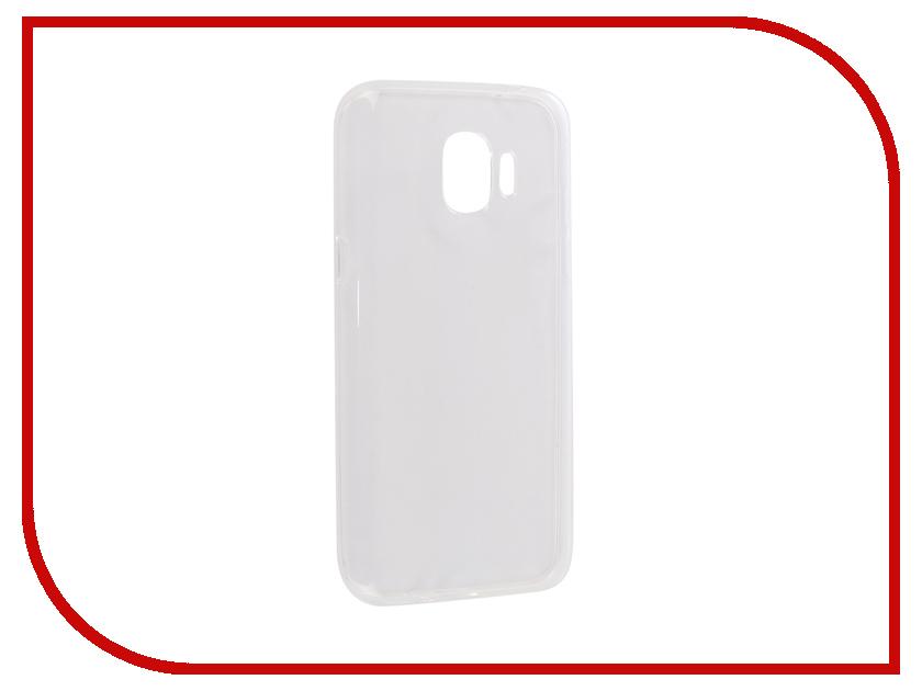 Аксессуар Чехол для Samsung Galaxy J2 2018 CaseGuru Liquid 1mm 102349 аксессуар чехол для huawei honor 10 caseguru liquid 1mm 103450