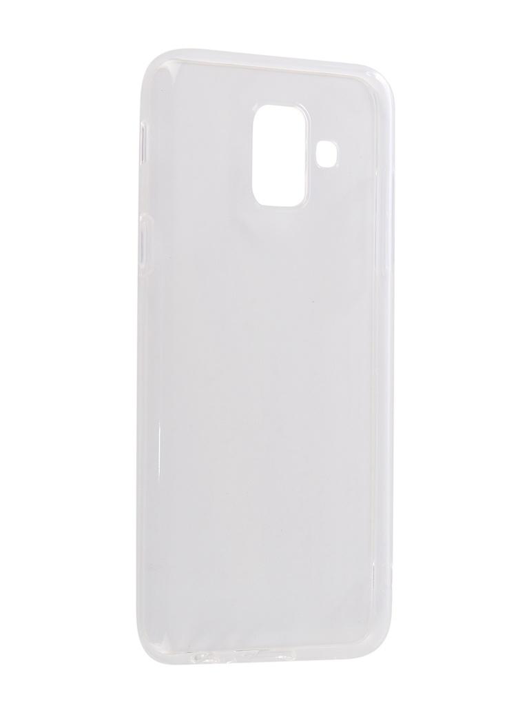 Аксессуар Чехол CaseGuru для Samsung Galaxy A6 Liquid 1mm 03292