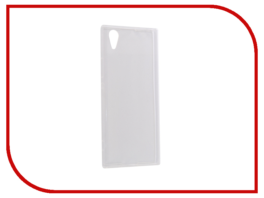 Аксессуар Чехол для Sony Xperia XA1 CaseGuru Liquid 1mm 95301 аксессуар чехол для huawei honor 9 caseguru liquid 1mm 99516
