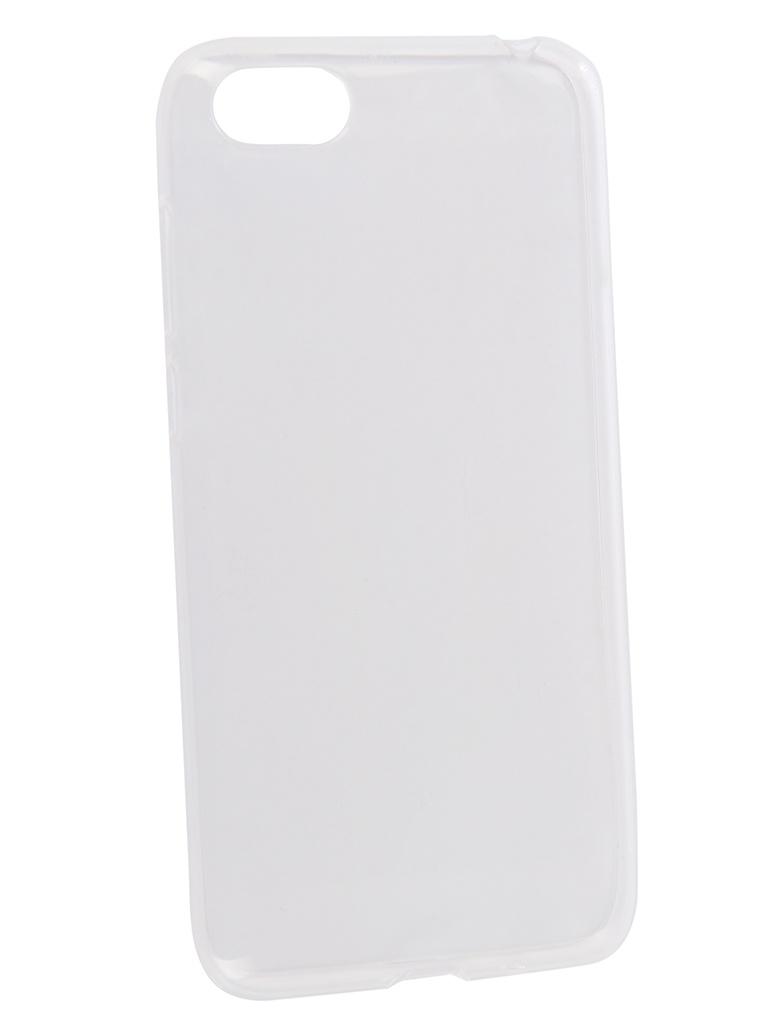Аксессуар Чехол CaseGuru для Honor 7A / Y5 Prime 2018 Liquid 1mm 104153 цена