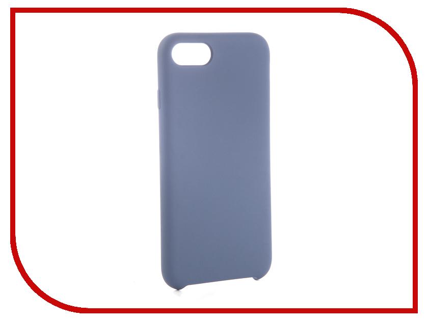 Аксессуар Чехол для APPLE iPhone 7/8 CaseGuru Soft-Touch 0.5mm Blue Cobalt 103342 lpply lcd assembly for lenovo tab 3 7 0 710 essential tab3 710f tb3 710 tb3 710 lcd display touch screen digitizer glass