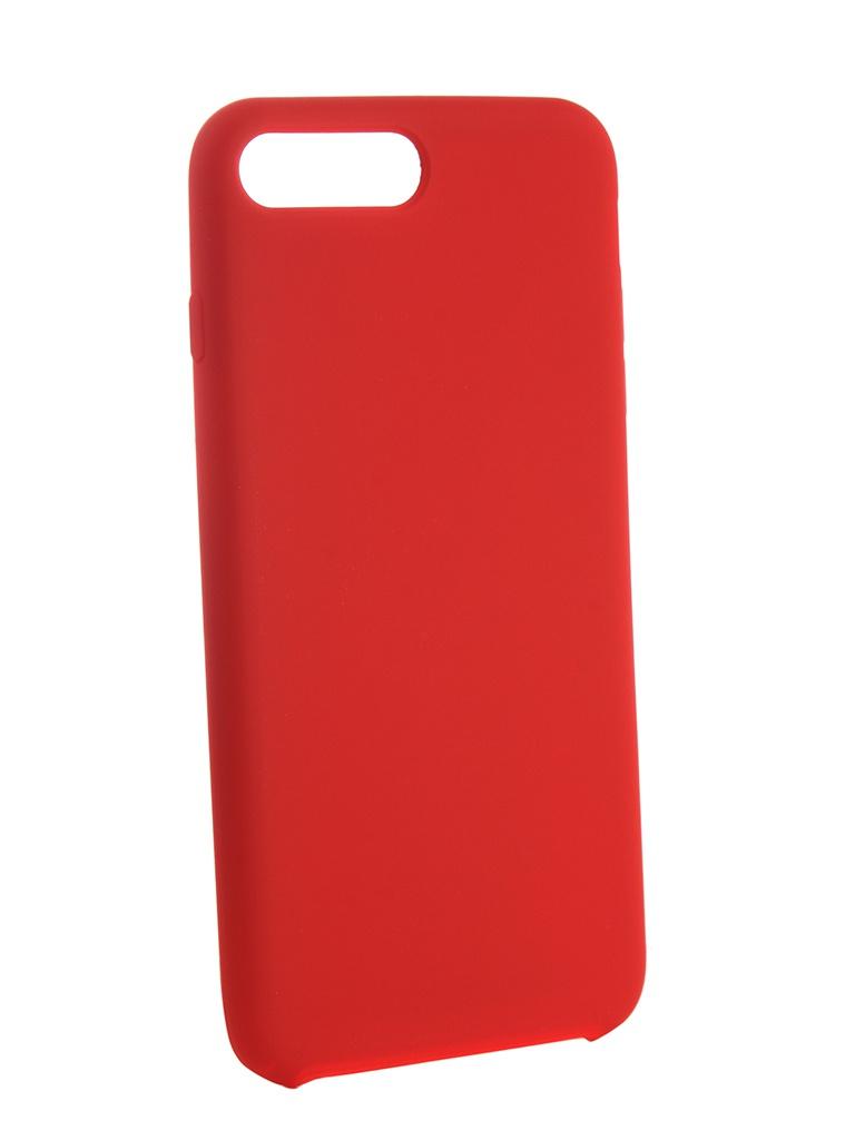 Аксессуар Чехол CaseGuru для APPLE iPhone 7/8 Plus Soft-Touch 0.5mm Red 103346 em7345 4g wwan card for lenovo thinkpad x1 carbon x240 x250 l540 t440 t440p t440s t450 t450s t540p t550 w540 series p n 04x6014