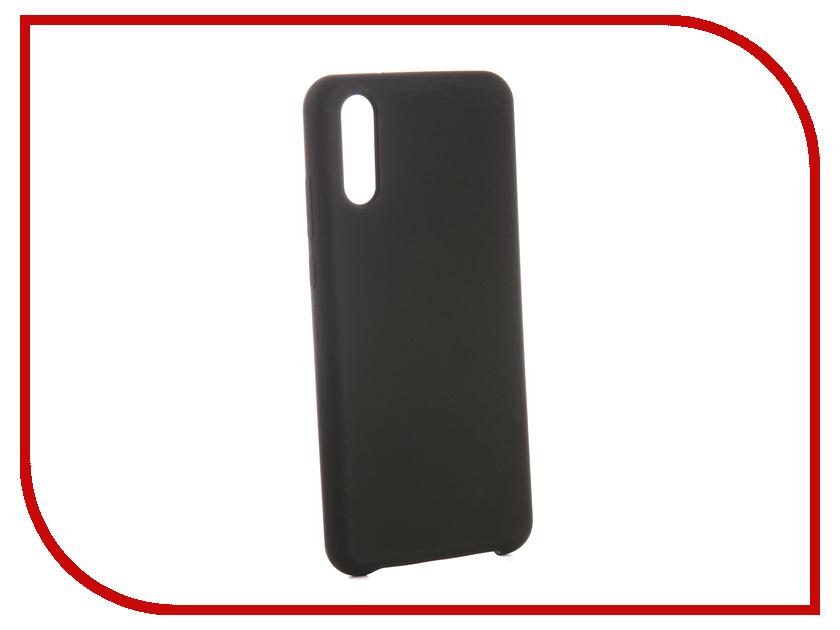 Аксессуар Чехол для Huawei Honor P20 CaseGuru Soft-Touch 0.5mm Black 103347