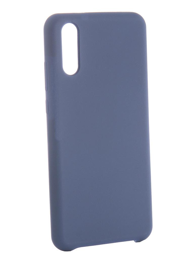 Аксессуар Чехол CaseGuru для Huawei P20 Soft-Touch 0.5mm Blue Cobalt 103348 чехол для сотового телефона gosso cases для huawei p20 lite soft touch 186905 темно синий