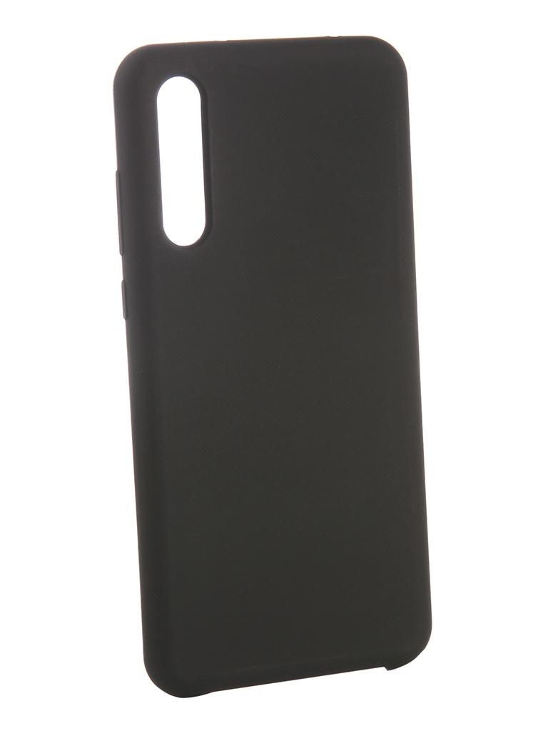 Аксессуар Чехол CaseGuru для Huawei P20 Pro Soft-Touch 0.5mm Black 103351