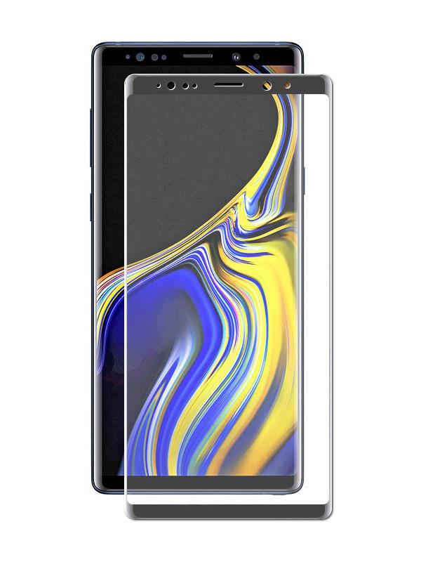 Аксессуар Защитное стекло CaseGuru для Samsung Note 9 3D Full Glue 0.33mm Black 104599 аксессуар защитное стекло meizu m2 note caseguru 0 33mm
